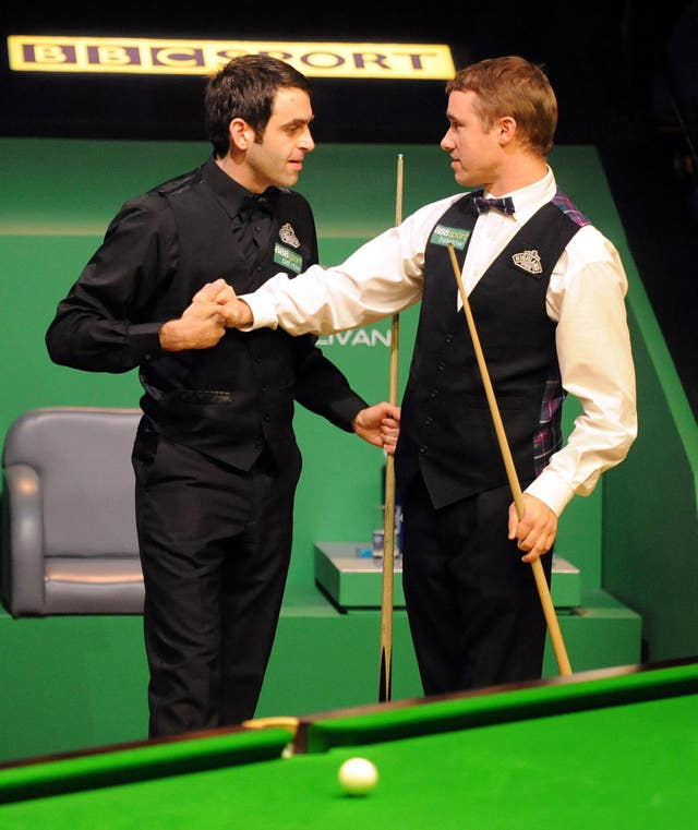 Ronnie O'Sullivan and Stephen Hendry could reunite on the tour