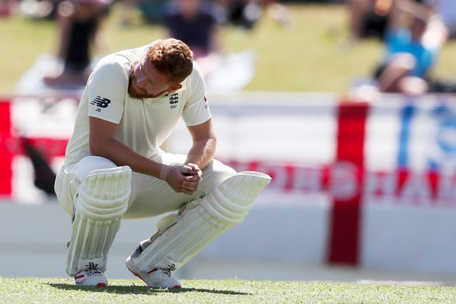 Jonny Bairstow had a miserable stay at the wicket