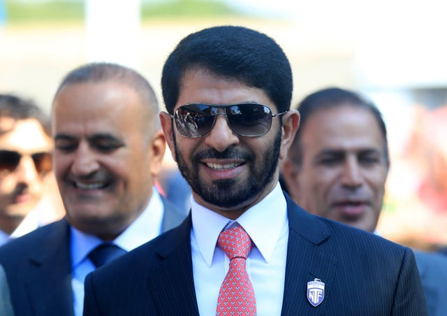 Saeed bin Suroor has a lot to look forward to with Desert Fire