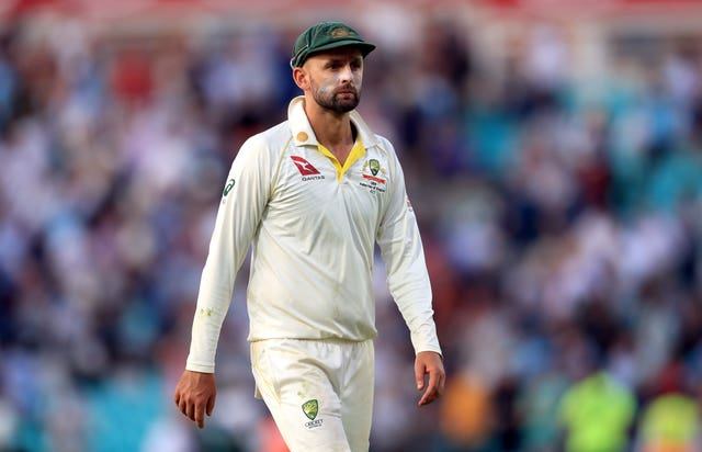 Nathan Lyon file photo