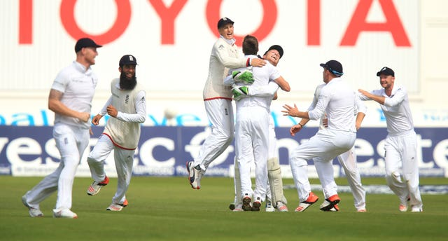 England regained the Ashes after an emphatic win against Australia in the fourth Test at Trent Bridge in 2015
