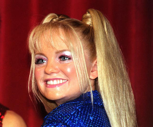 Baby spice/madame tussaud's