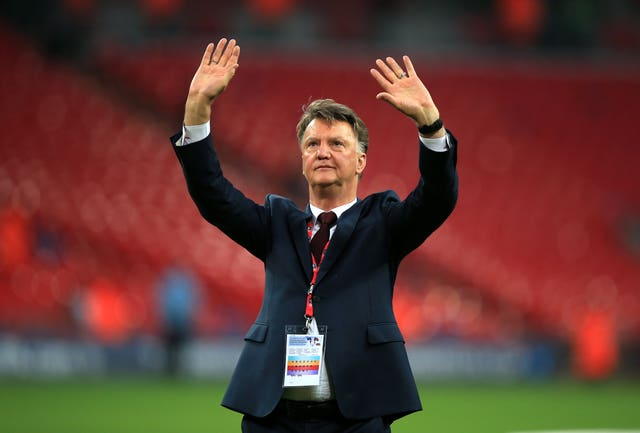 Louis Van Gaal was on the top of Daniel Levy's wishlist in 2014, but the Dutchman chose Manchester United