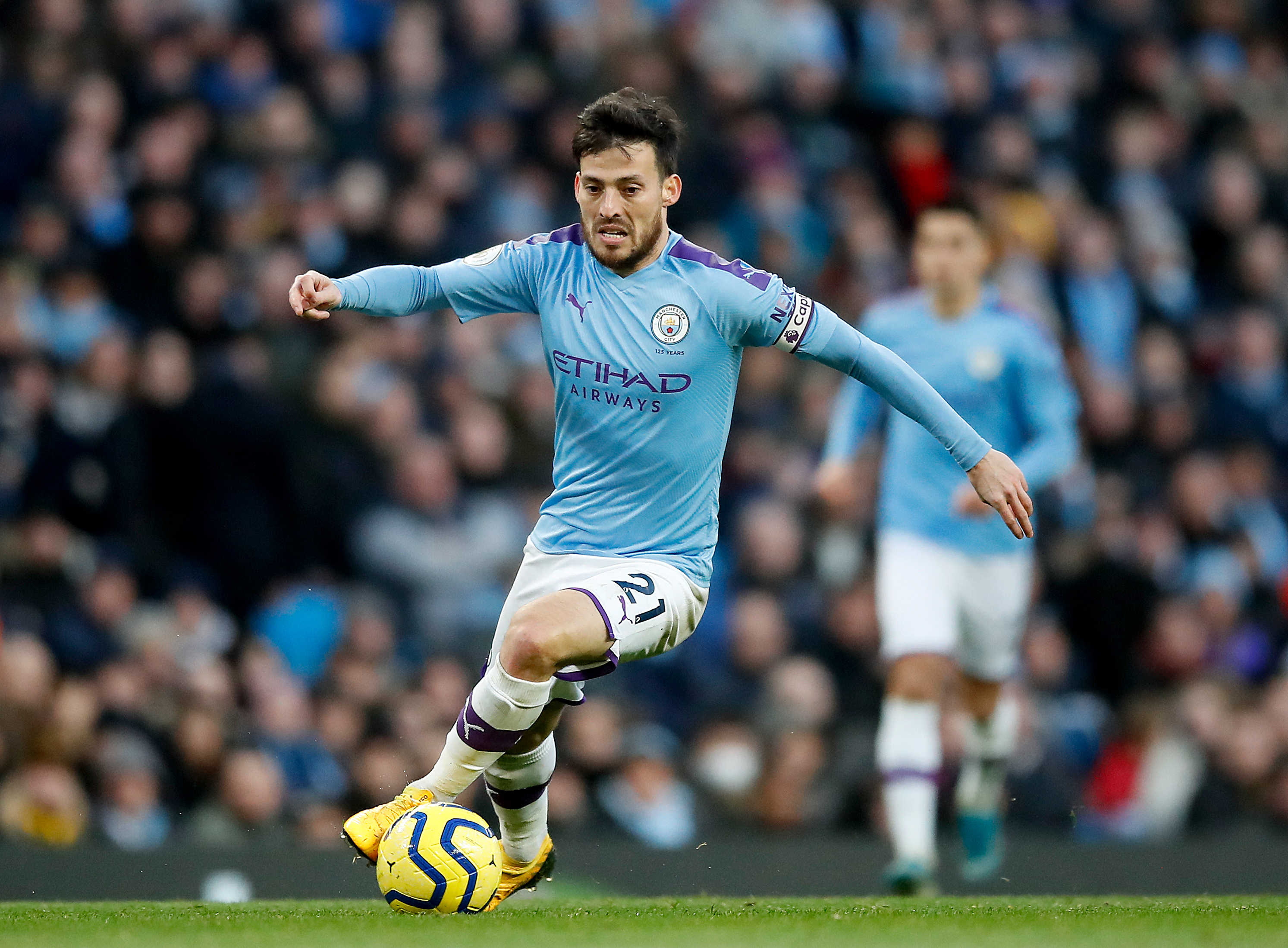 Real Madrid-Manchester City Match To Be Played At Etihad