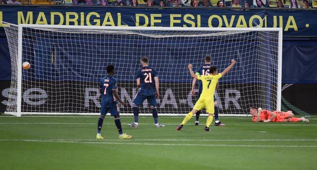 Villarreal had stormed into a 2-0 lead