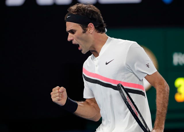 Roger Federer had to dig deep to defeat Marin Cilic