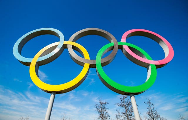 The Olympics have been postponed until next year