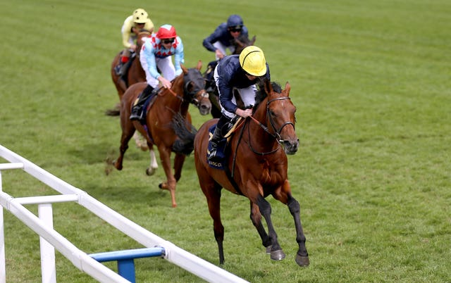Royal Ascot winner Crystal Ocean is one of the dangers to Cracksman in the Champion Stakes