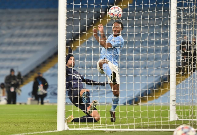 Manchester City 3 - 0 Marseille: Sergio Aguero back with a goal as Manchester City cruise to victory
