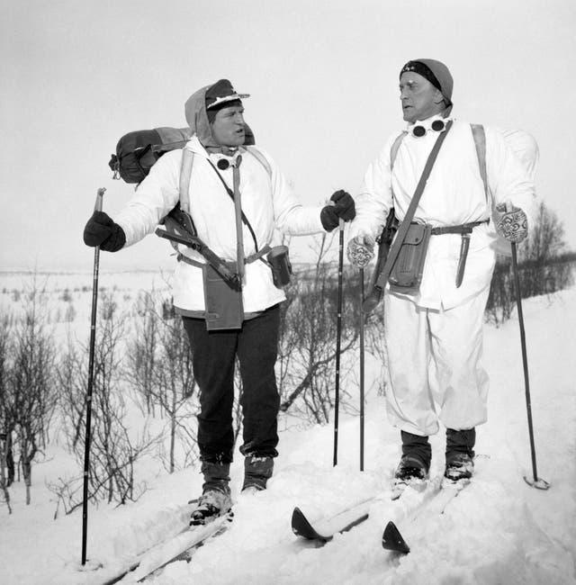 Film – The Heroes of Telemark – Norway