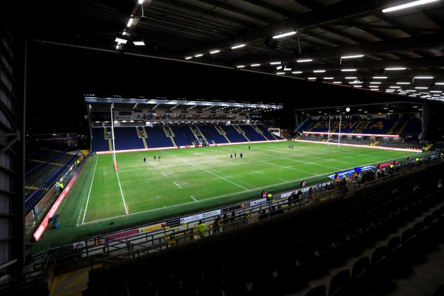 Leeds Rhinos v Warrington Wolves – Betfred Super League – Emerald Headingley Stadium