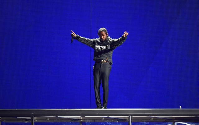 Kendrick Lamar leads the way at the 2018 Billboard Music Awards with six wins from the non-televised categories (Victoria Jones/PA Wire)