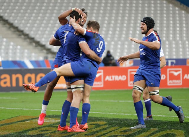 France Wales Rugby