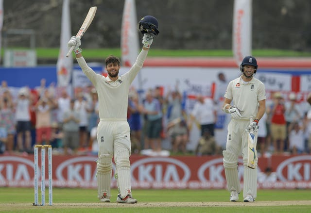 Ben Foakes' century set England up for an impressive day