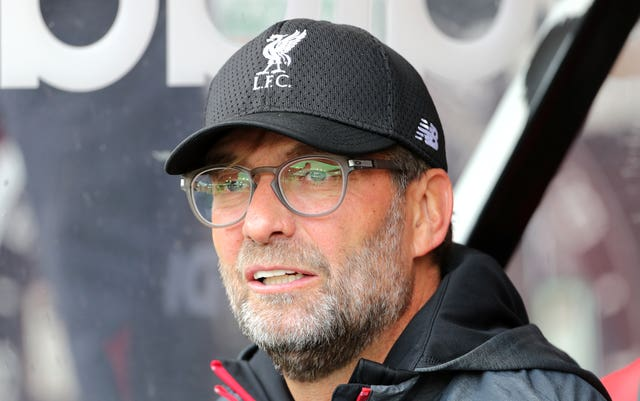 Jurgen Klopp said it was right Liverpool were punished
