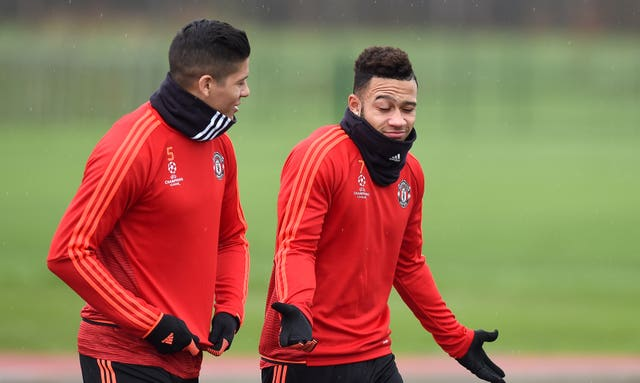 Ferdinand questioned signings such as Memphis Depay (right) and Marcos Rojo (left)