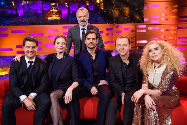 Graham Norton Show – London