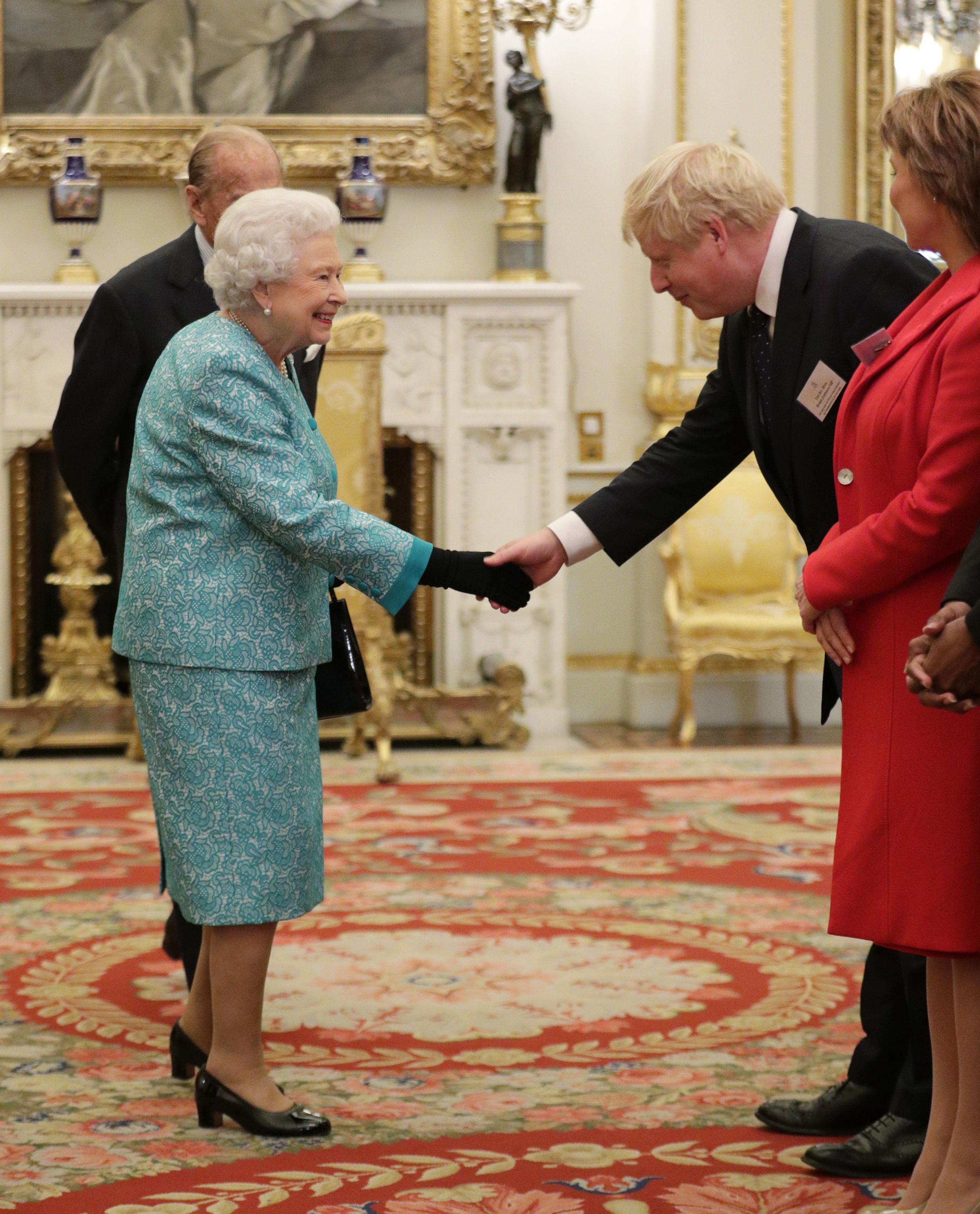 Boris Johnson is new Prime Minister