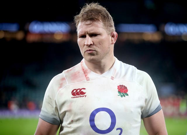 Dylan Hartley File Photo