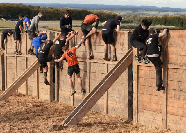 Tough Mudder London South – Winchester