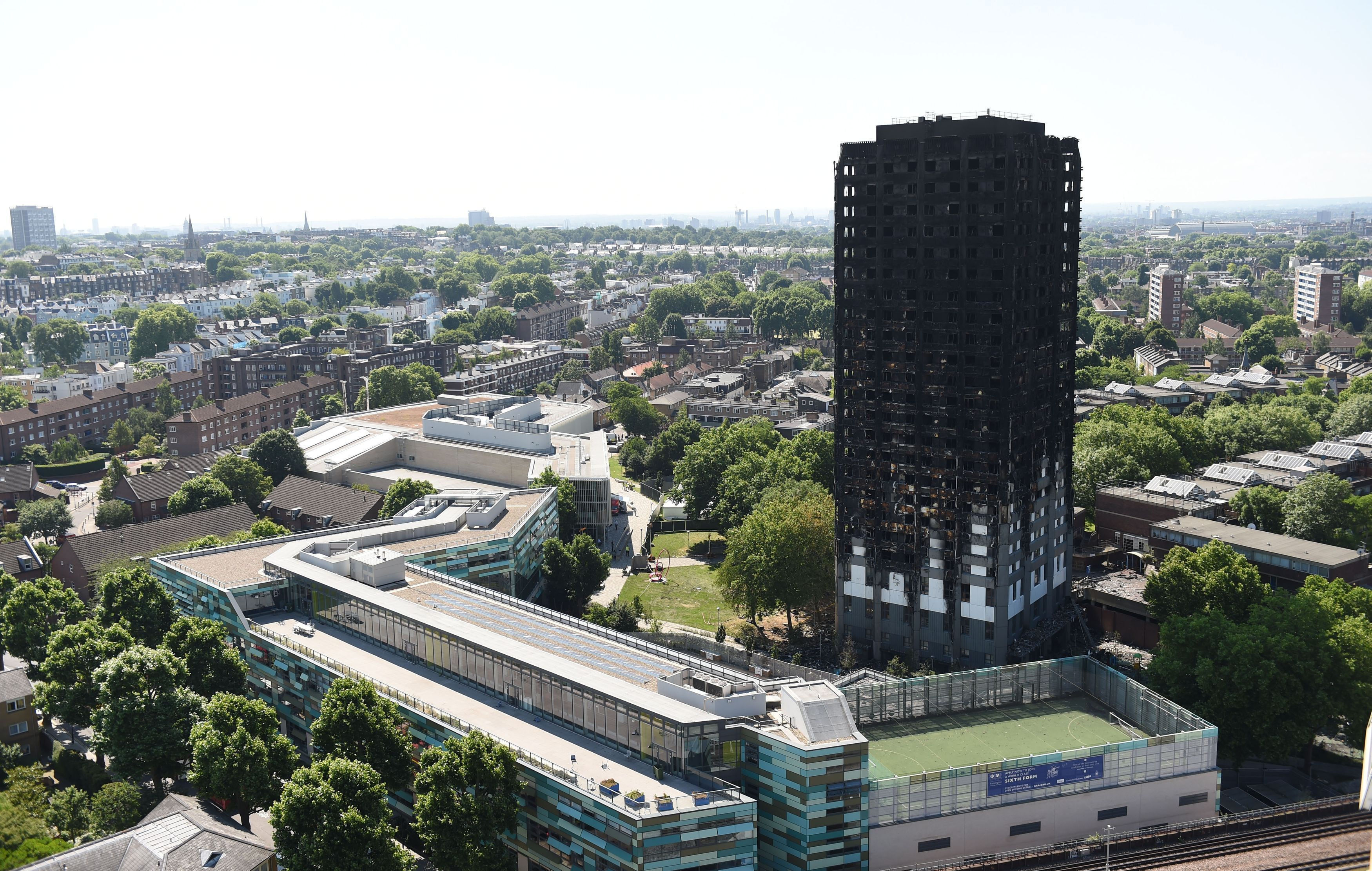 Woman jailed for stealing from Grenfell victim fund