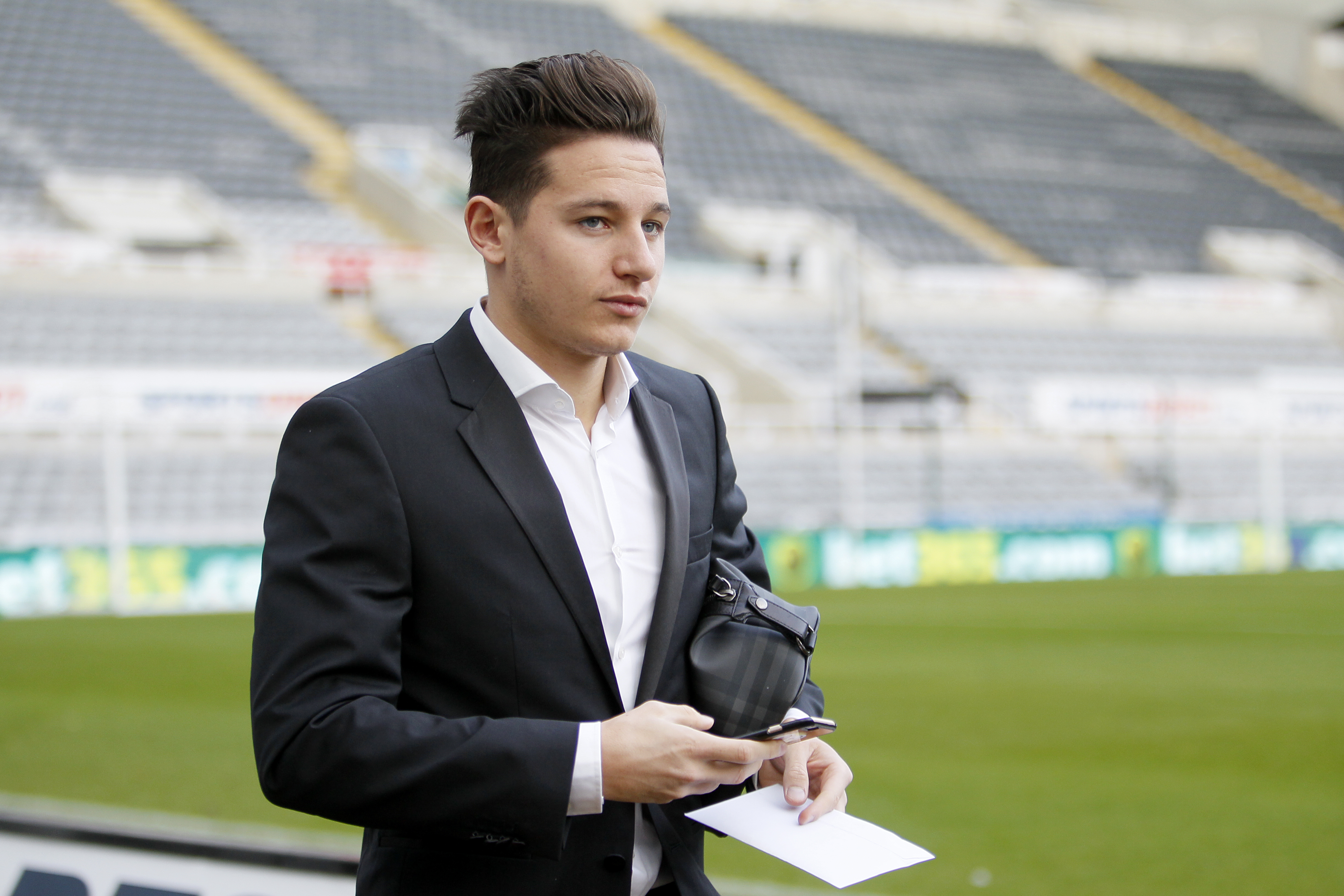Florian Thauvin did not make an impression for his football at Newcastle