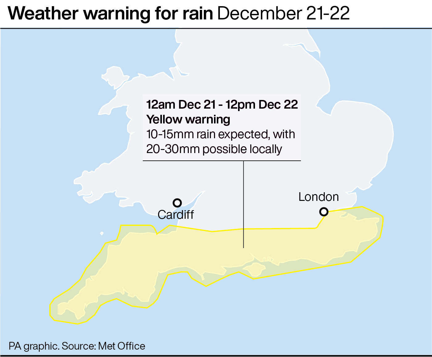 More than 90 flood warnings issued due to severe weather