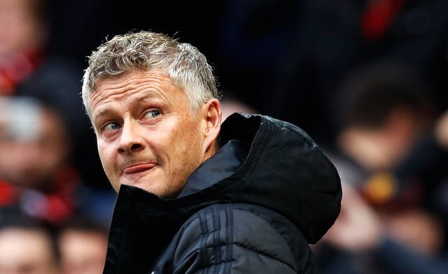 Ole Gunnar Solskjaer's side were held to a 1-1 draw by Liverpool on Sunday