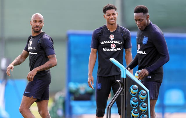 Fabian Delph, Marcus Rashford and Danny Welbeck were among those not to start the first game