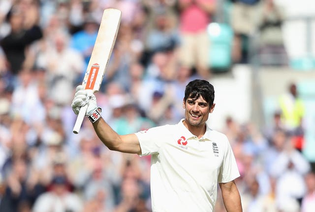 Alastair Cook is England's record run-scorer