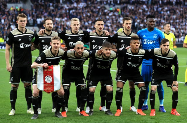 Ajax's highly-rated side could be broken up this summer