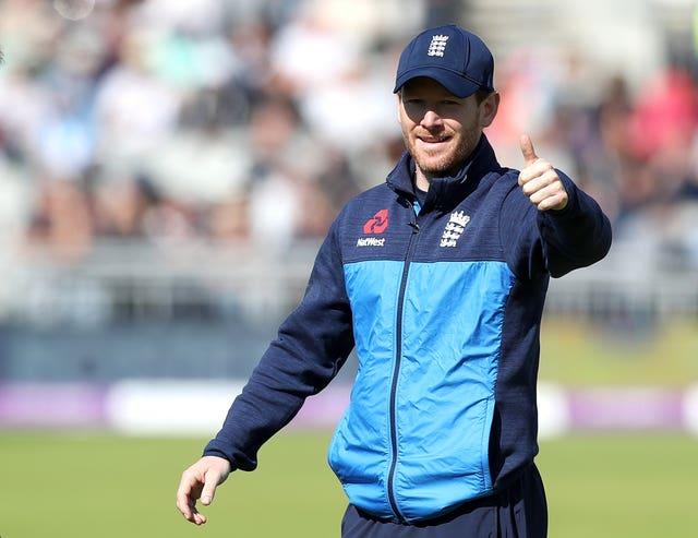 Eoin Morgan's side have won eight of their last nine ODI series