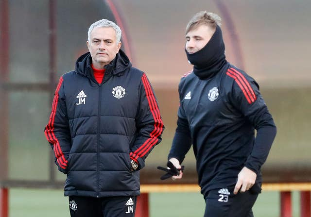 Jose Mourinho had criticised Luke Shaw in the past