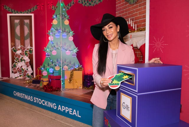 GOSH Christmas Stocking appeal