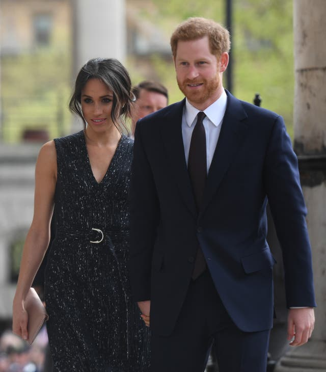 Teachers and pupils at Immaculate Heart High School and Middle School in Los Angeles will gather at 3am as Meghan Markle, who graduated in 1999, ties the knot with Prince Harry (Victoria Jones/PA)