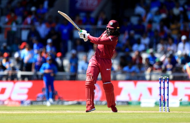 West Indies star Chris Gayle is among those hoping to land one of 24 overseas contracts