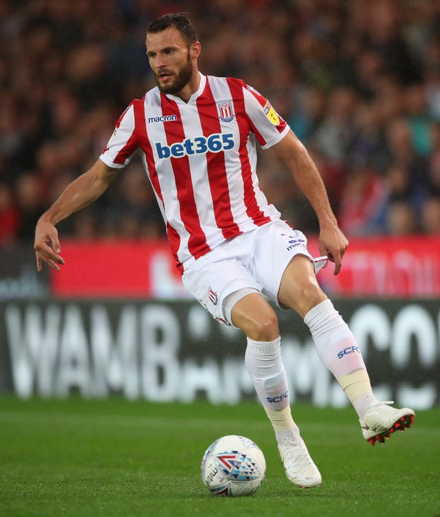 Erik Pieters has also joined the Clarets