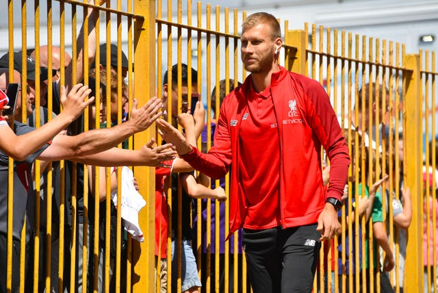Ragnar Klavan has kicked his last ball for Liverpool