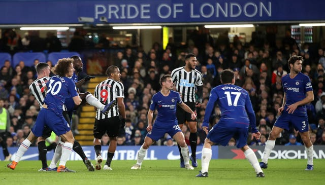 Chelsea v Newcastle United – Premier League – Stamford Bridge