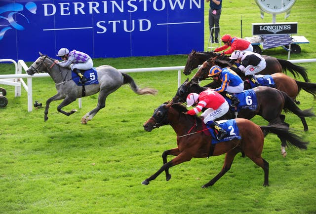 Last Sunday's Flying Five Stakes produced a blanket finish at the Curragh