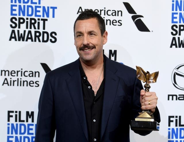 2020 Film Independent Spirit Awards – Press Room
