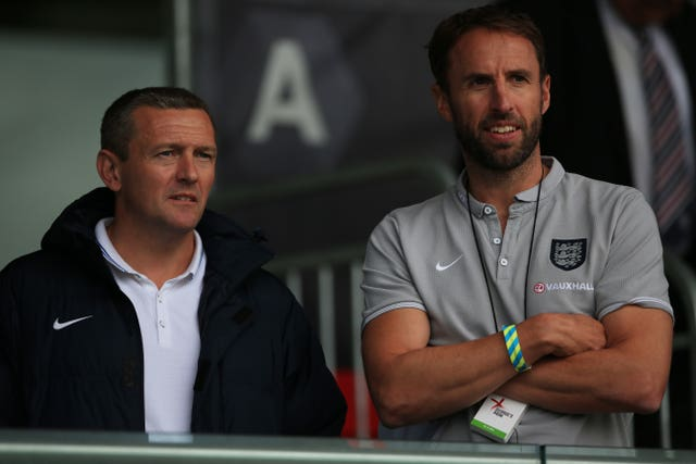 Boothroyd will not join Gareth Southgate's staff