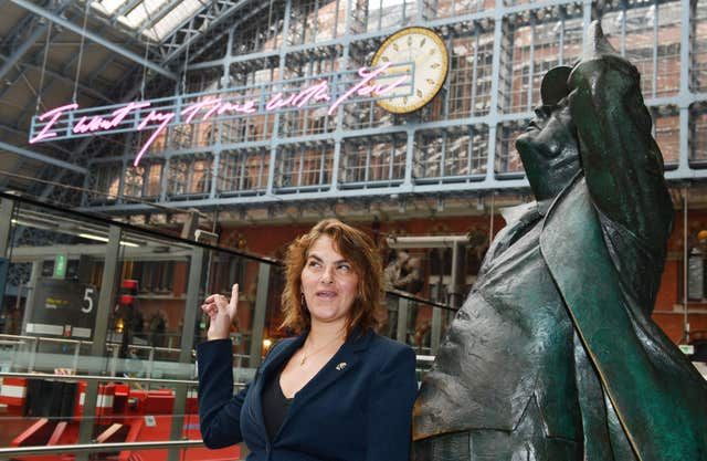 Tracey Emin new work unveiled
