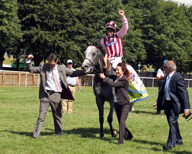 Lethal Force was a real star for Adam Kirby and Clive Cox