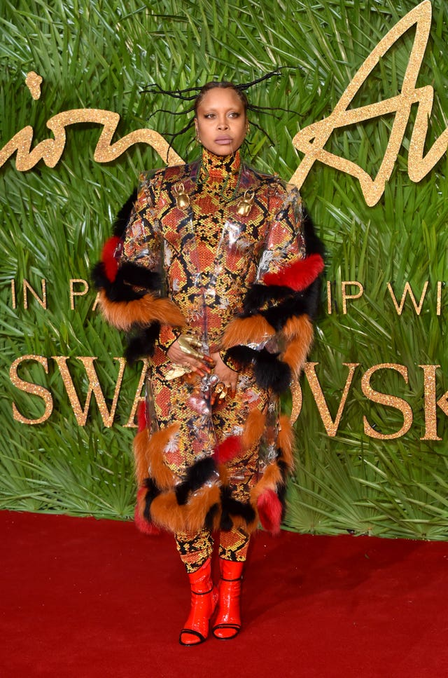 The Fashion Awards 2017 – London