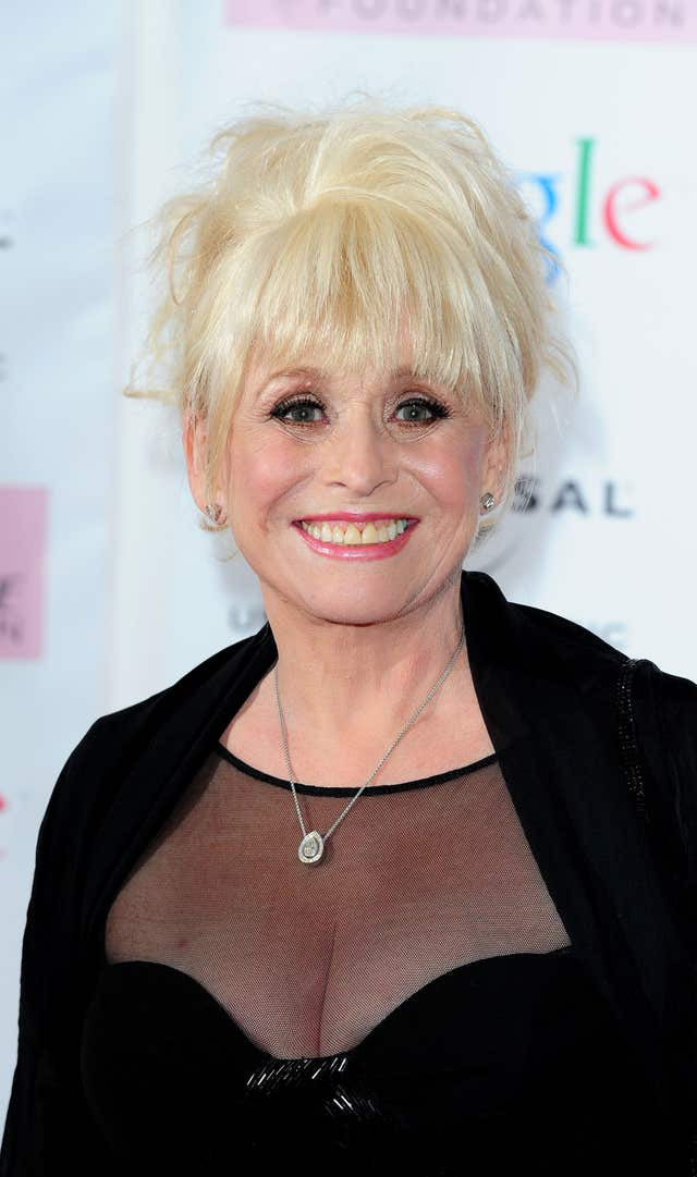 Barbara Windsor 80th birthday