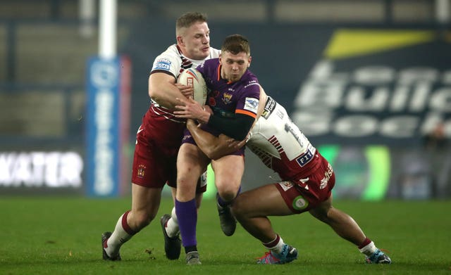 Huddersfield battled hard but came up empty-handed in the end
