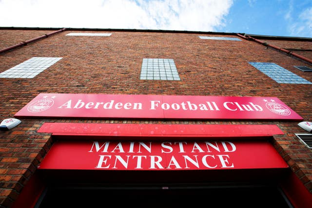 Aberdeen are looking to help their local community