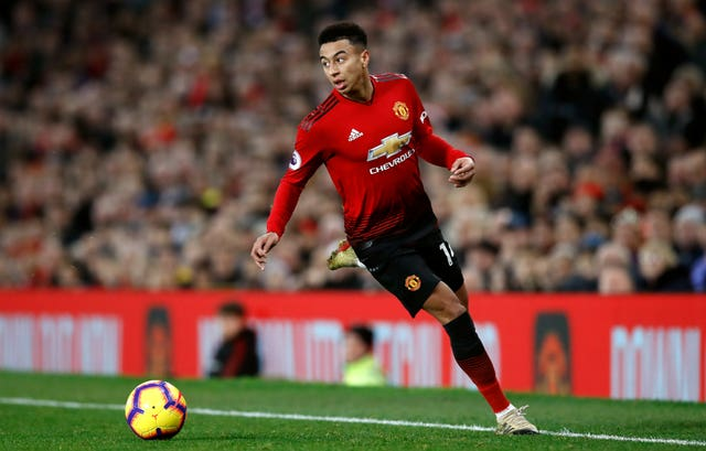 Jesse Lingard has had an up and down season