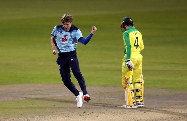 Sam Curran bowled an impressive spell at the death